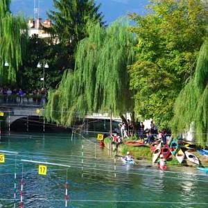 Manifestazioni - Canoa Slalom - Gara Canoa - Gara Kayak