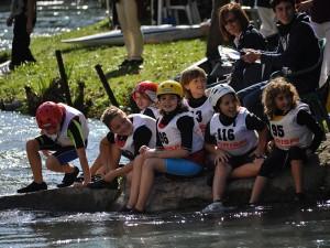 Corsi di canoa per bambini e ragazzi con Canoa Club Sacile