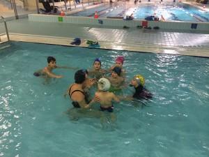 Attività annuale di preparazione con Canoa Club Sacile
