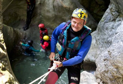 Canyonig, Ciafurle, Canyoning Claut, Torrentismo
