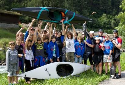 Gara Canoa, Canoa Club Sacile, Slalom, Canoa Slalom, Competizione Slalom